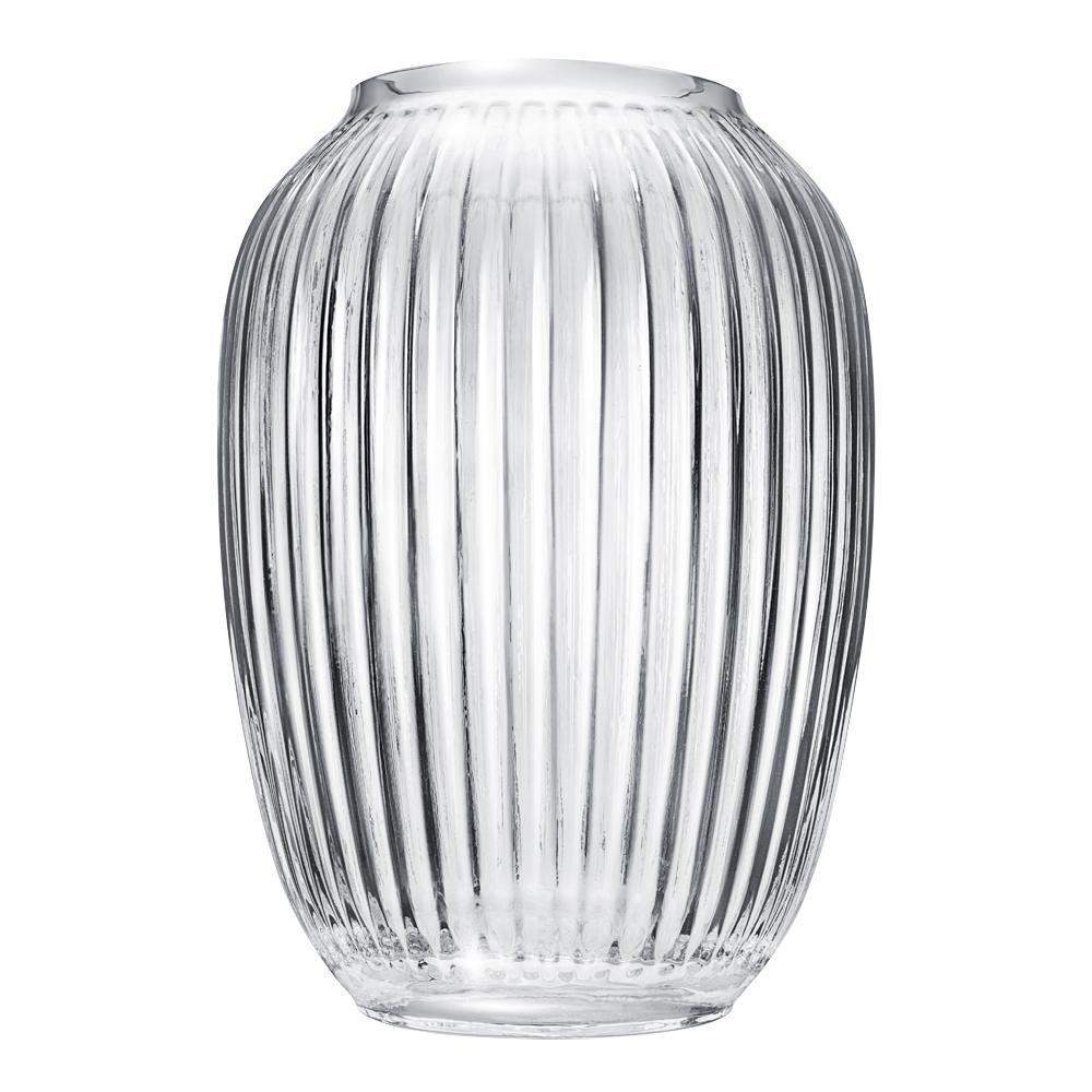 Celebration Vas 20 cm Klar