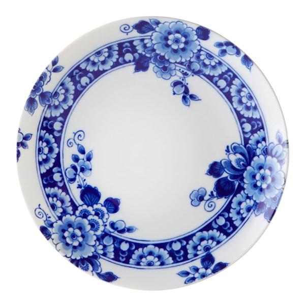Blue Ming Tallrik flat 23,1 cm