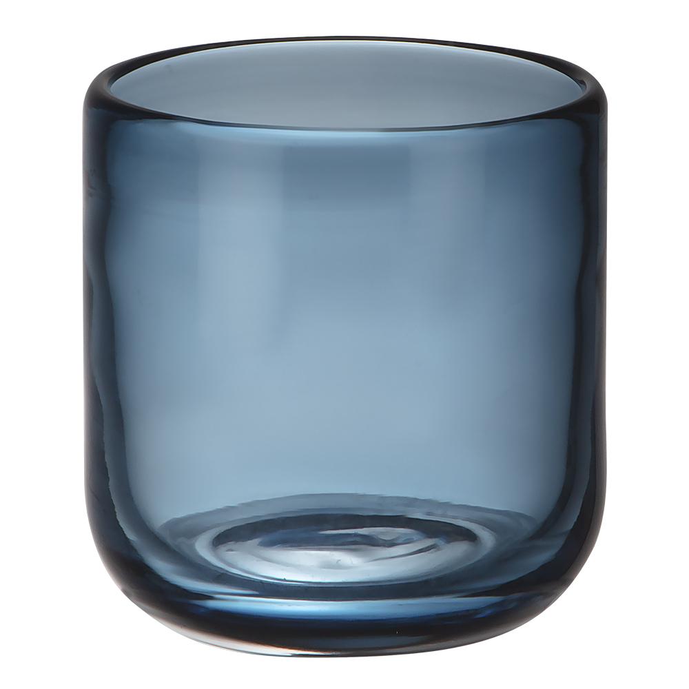 Celebration Ljuslykta Glas 11,5 cm Blå
