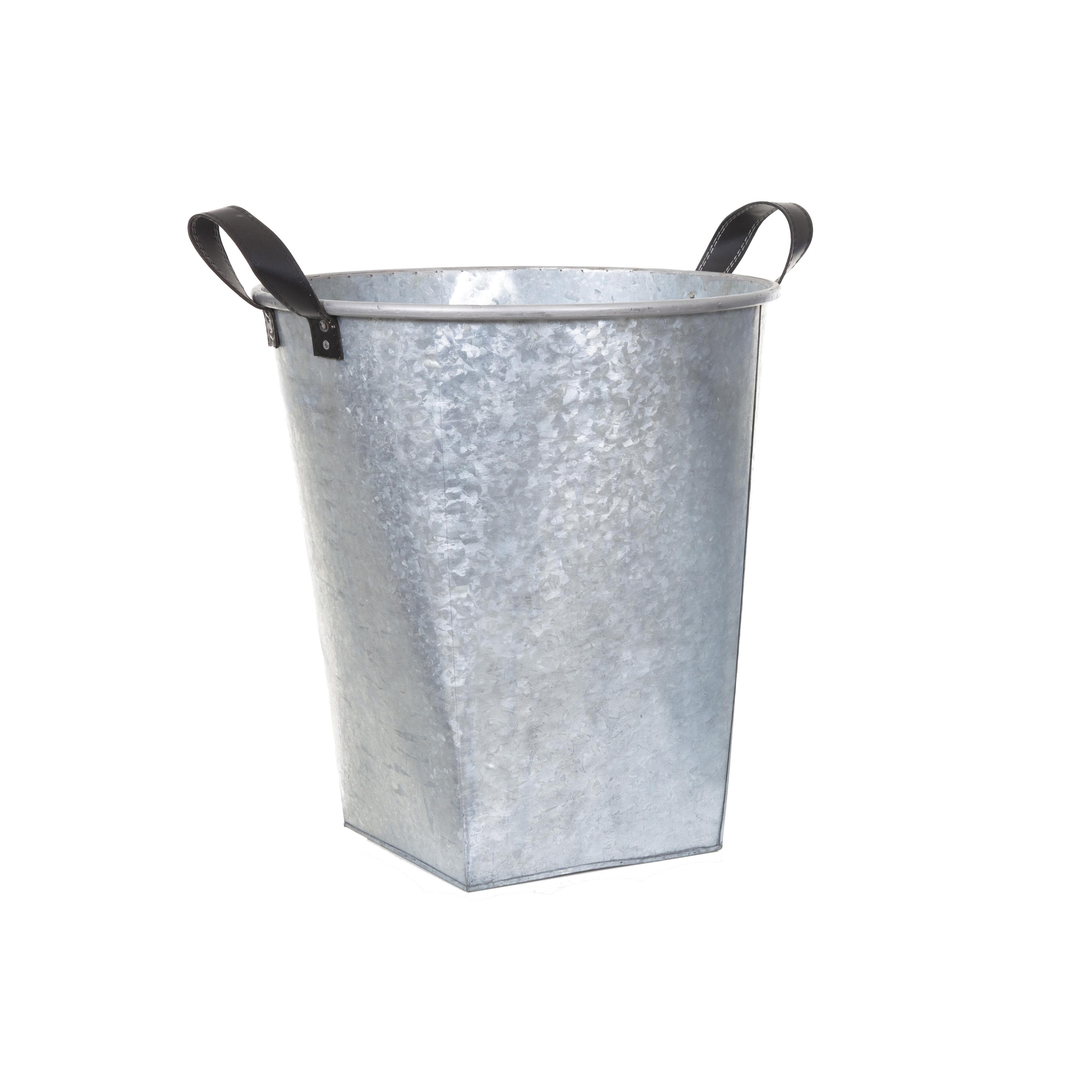 Lucan Korg i metall 40×45 cm