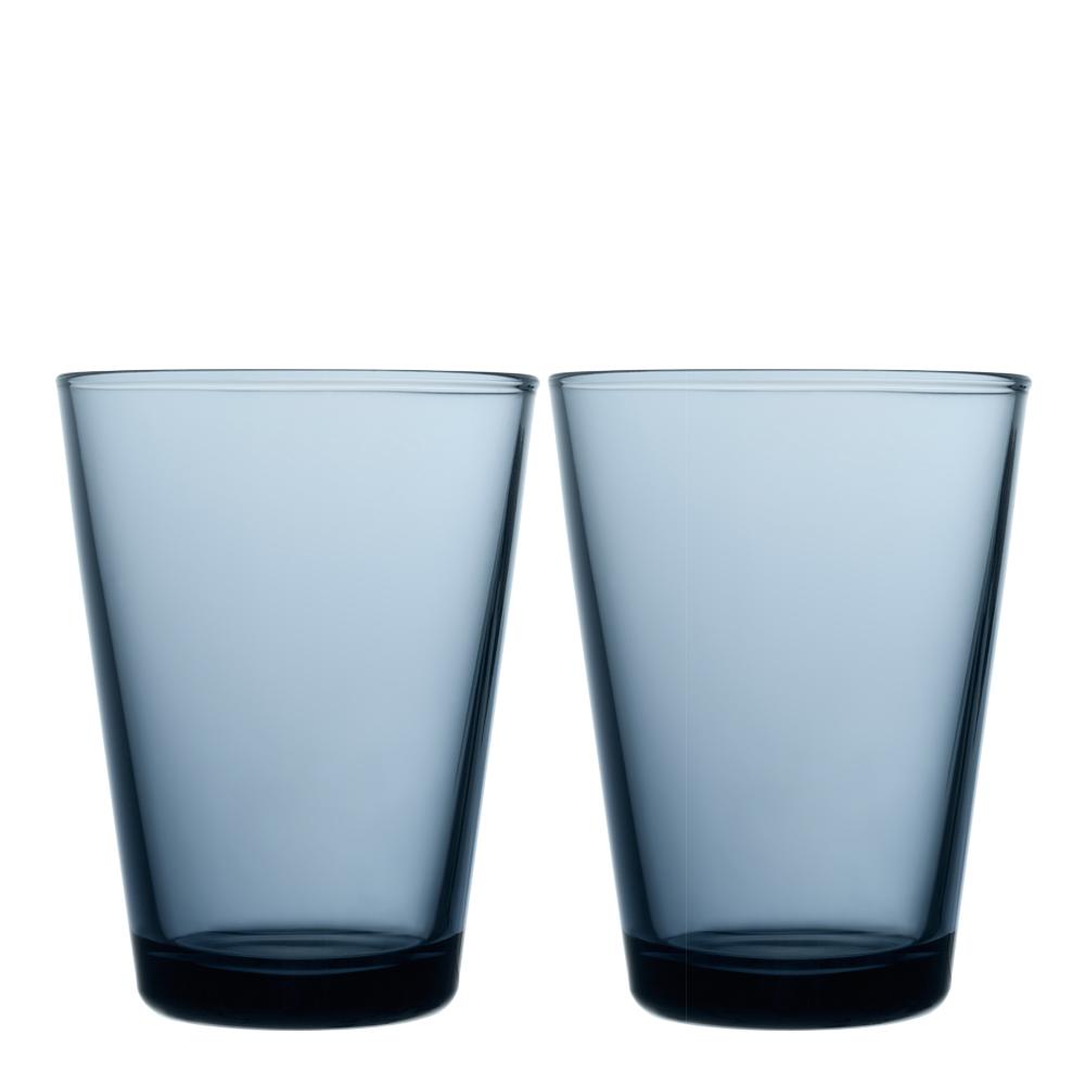 Iittala Kartio Glass 40 cl 2-pk Regn