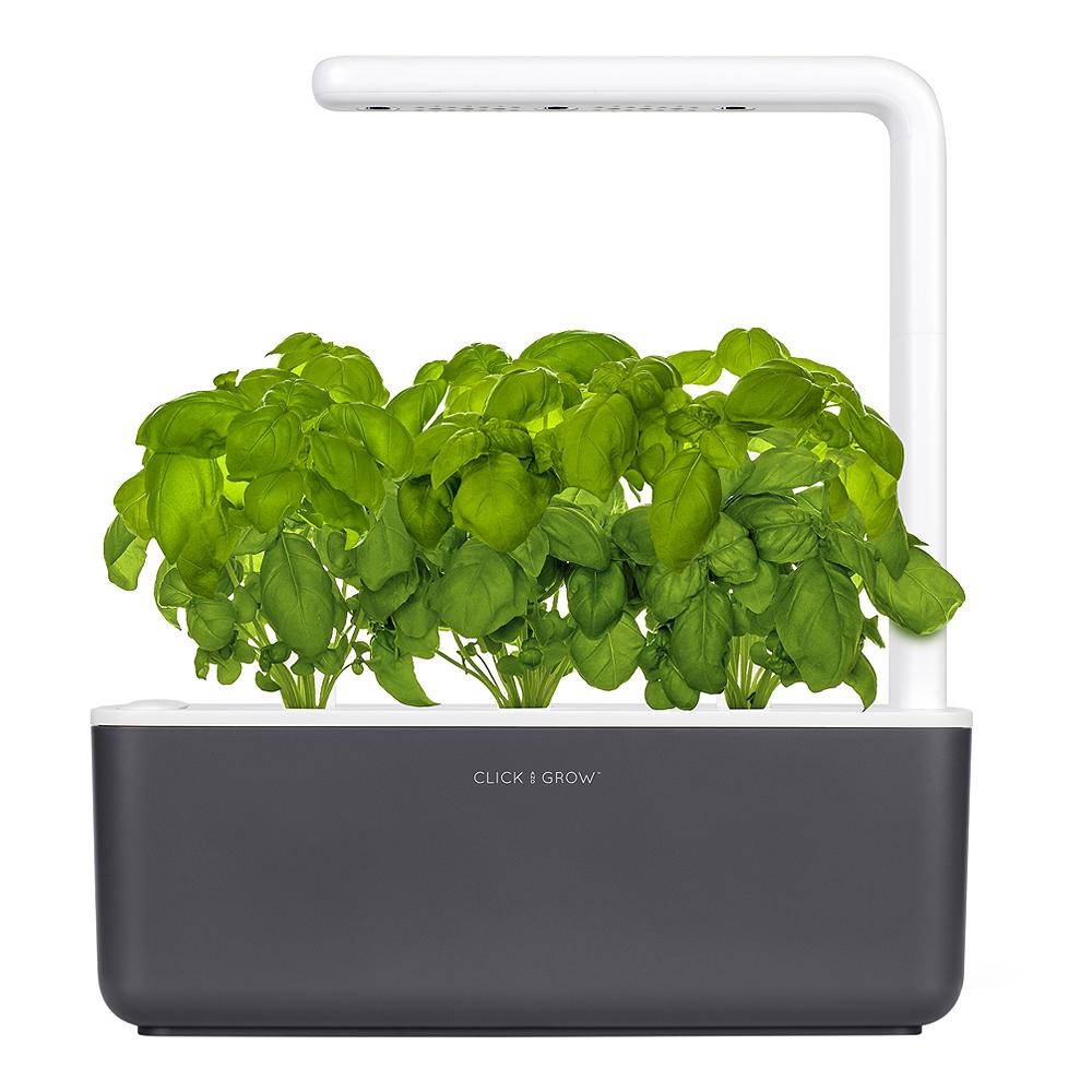 Smart Garden 3 Startkit Mörkgrå