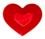 Winter Skål Sweetheart Röd