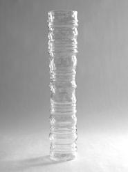 Vaser Vas cylinder relief 45x9 cm