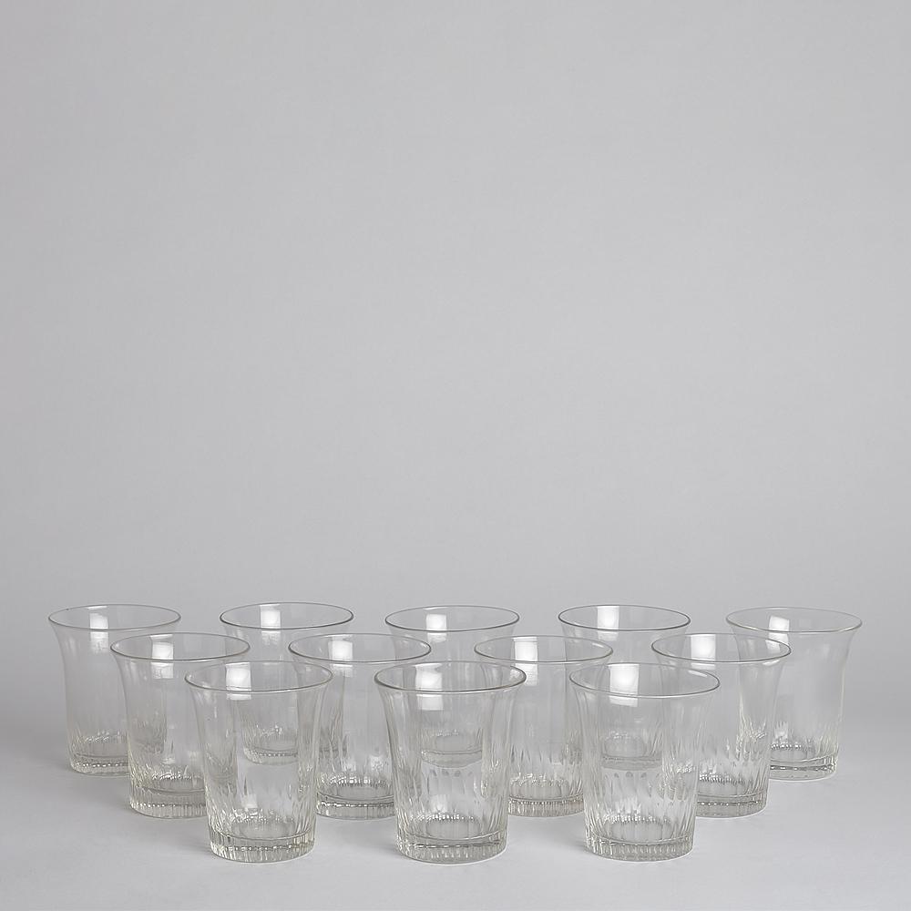 Vintage Selterglas 12-pack