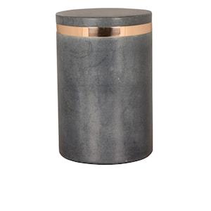 Ring Burk i marmor 15x10 cm