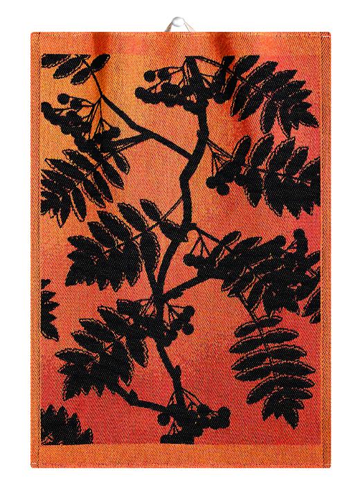 Handduk Rönnbärskvist 35×50 cm