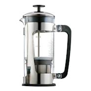 P5 Kaffepress 4 koppar glas