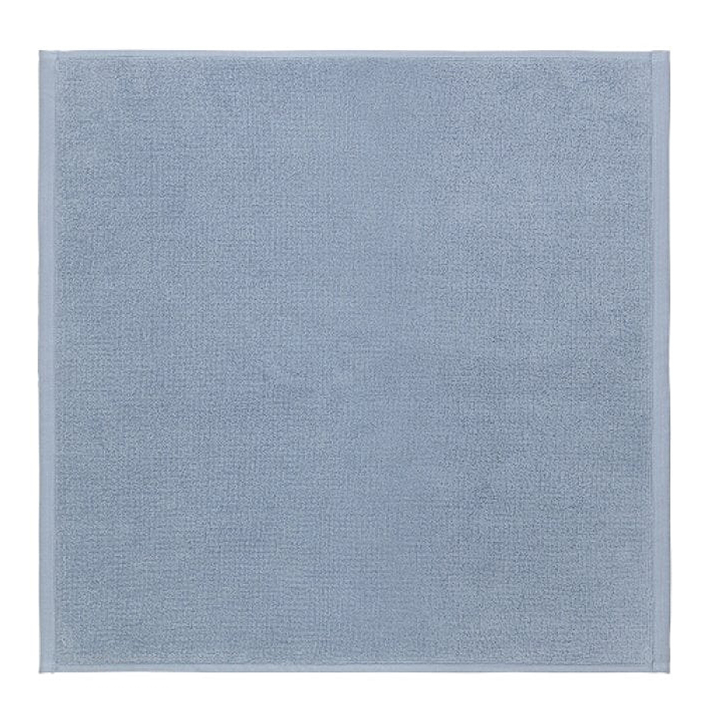 Blomus Piana Badrumsmatta 55x55 cm Ashley Blue