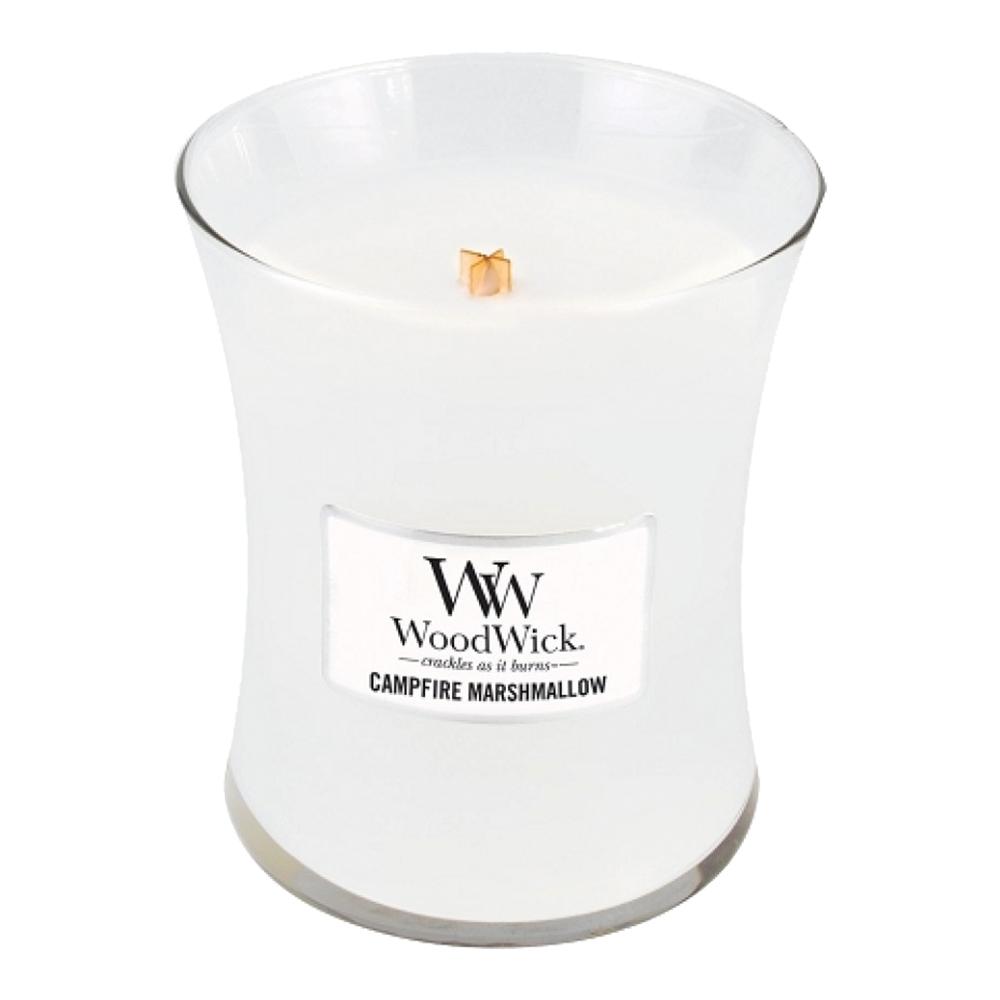Doftljus Campfire Marshmallow Medium 100 h