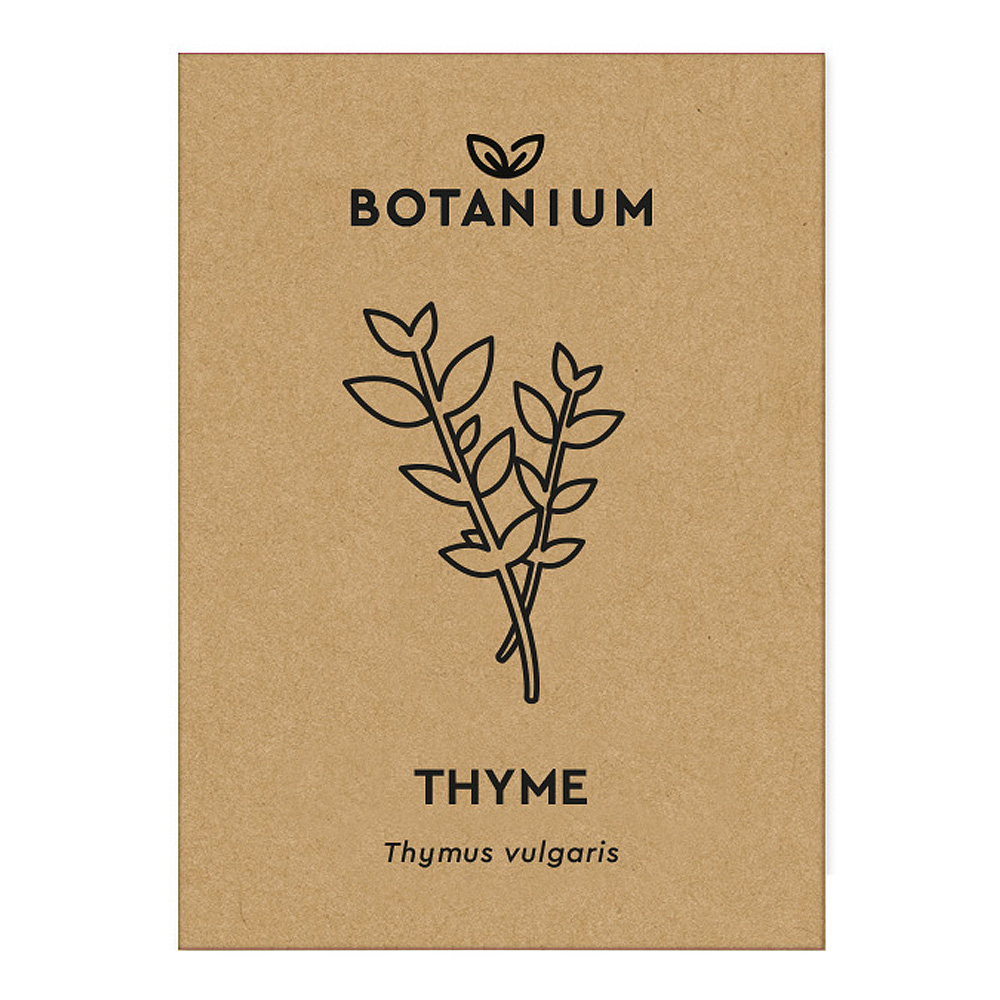 Botanium Fröer till Timjan