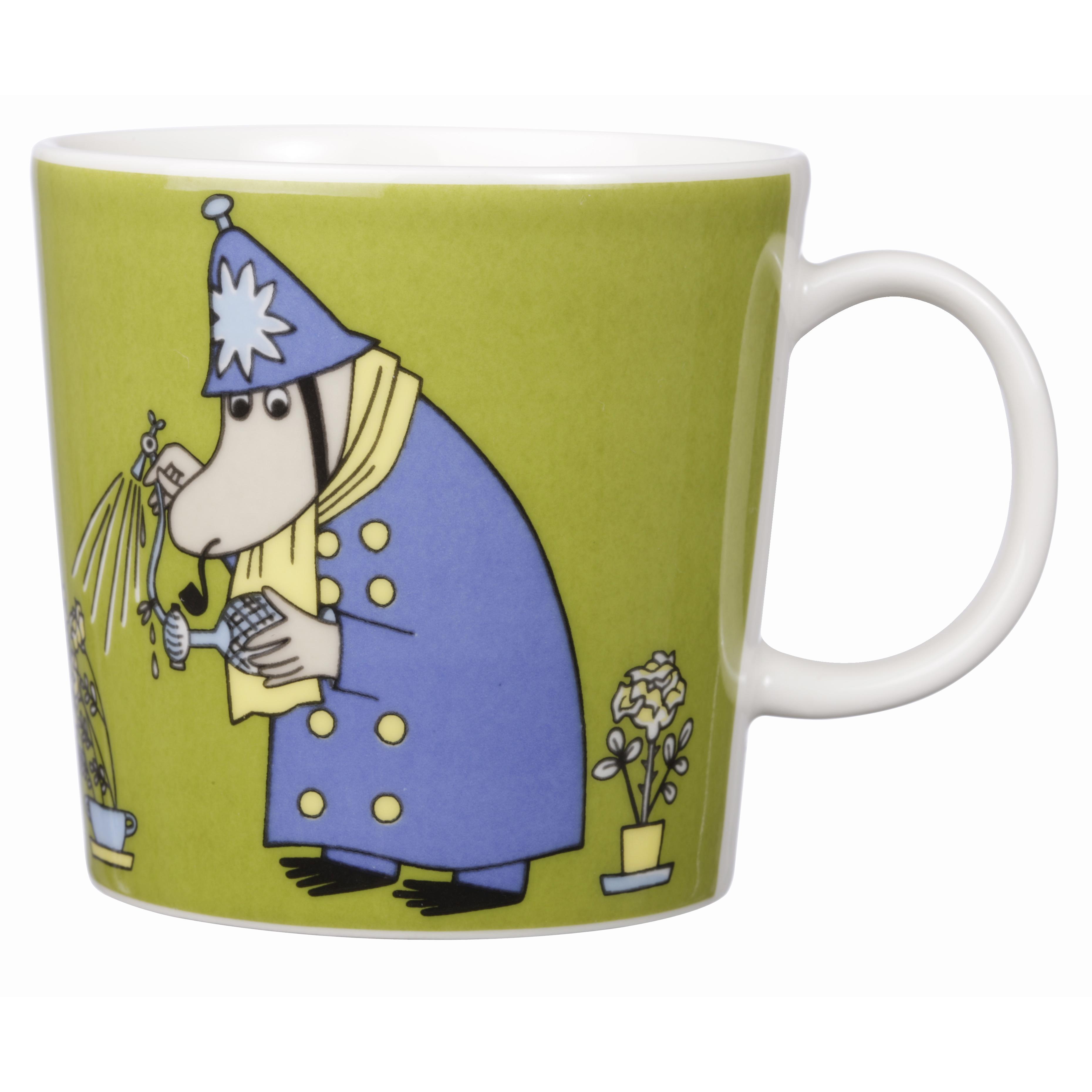 Mumin Mugg Polismästaren