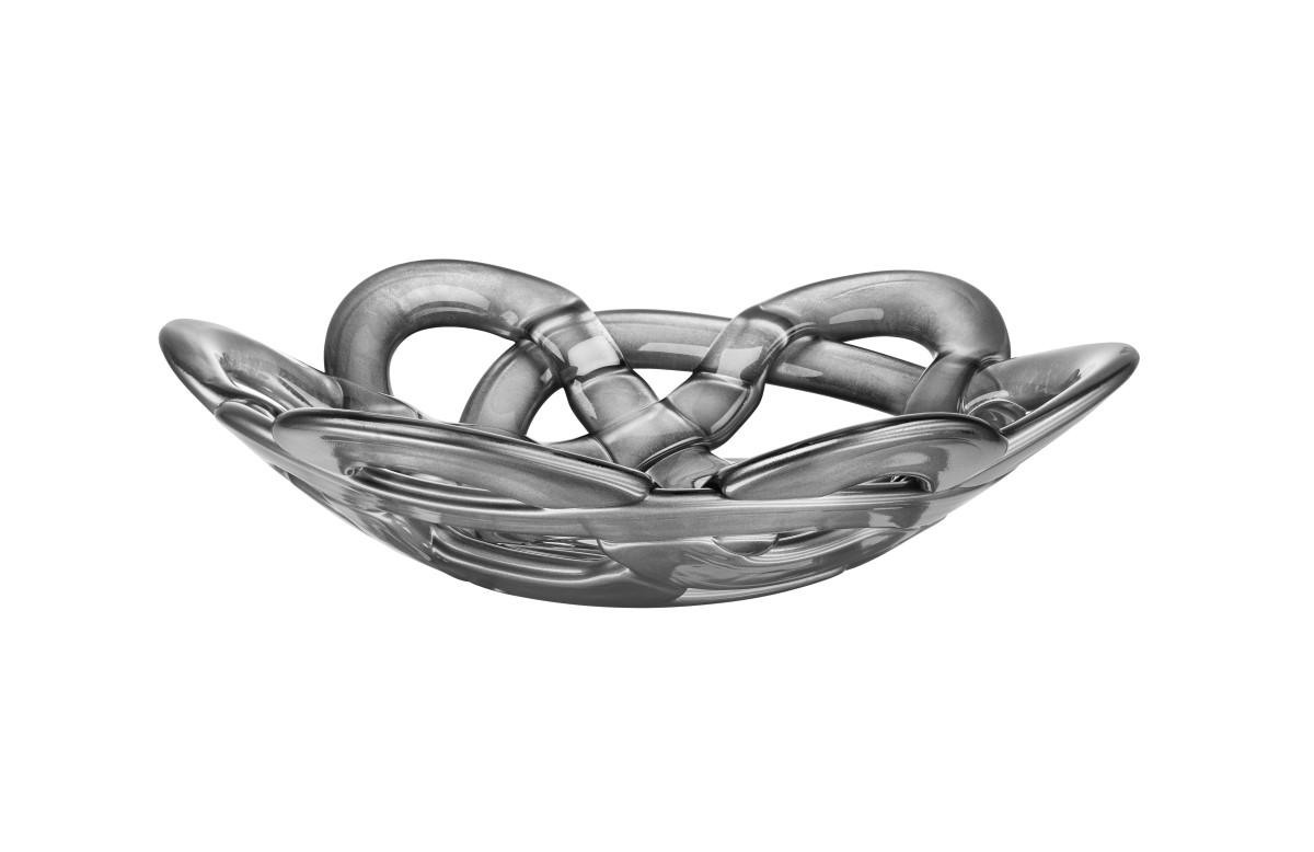 Basket Skål 31cm Silver