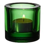 Kivi Ljuslykta 6 cm Grön