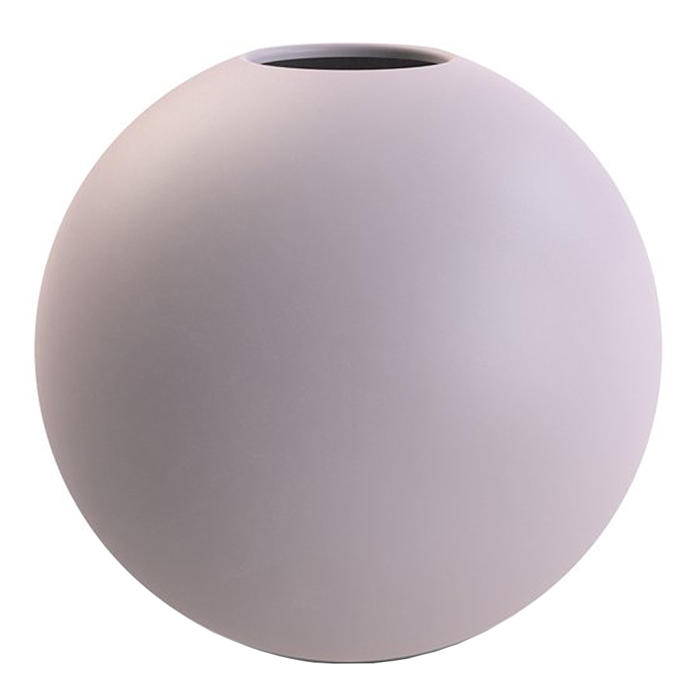 Ball Vas Lila 20 cm