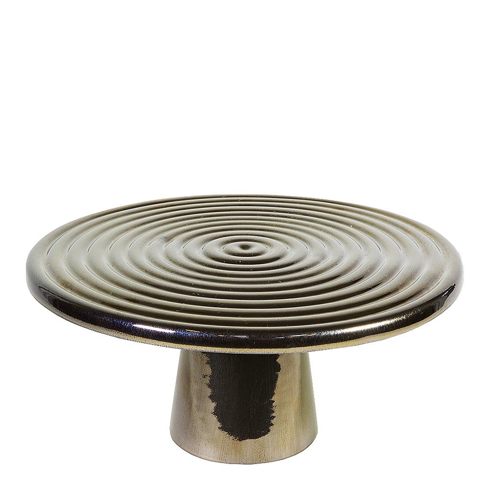 Displayfat Small 20 cm Silver