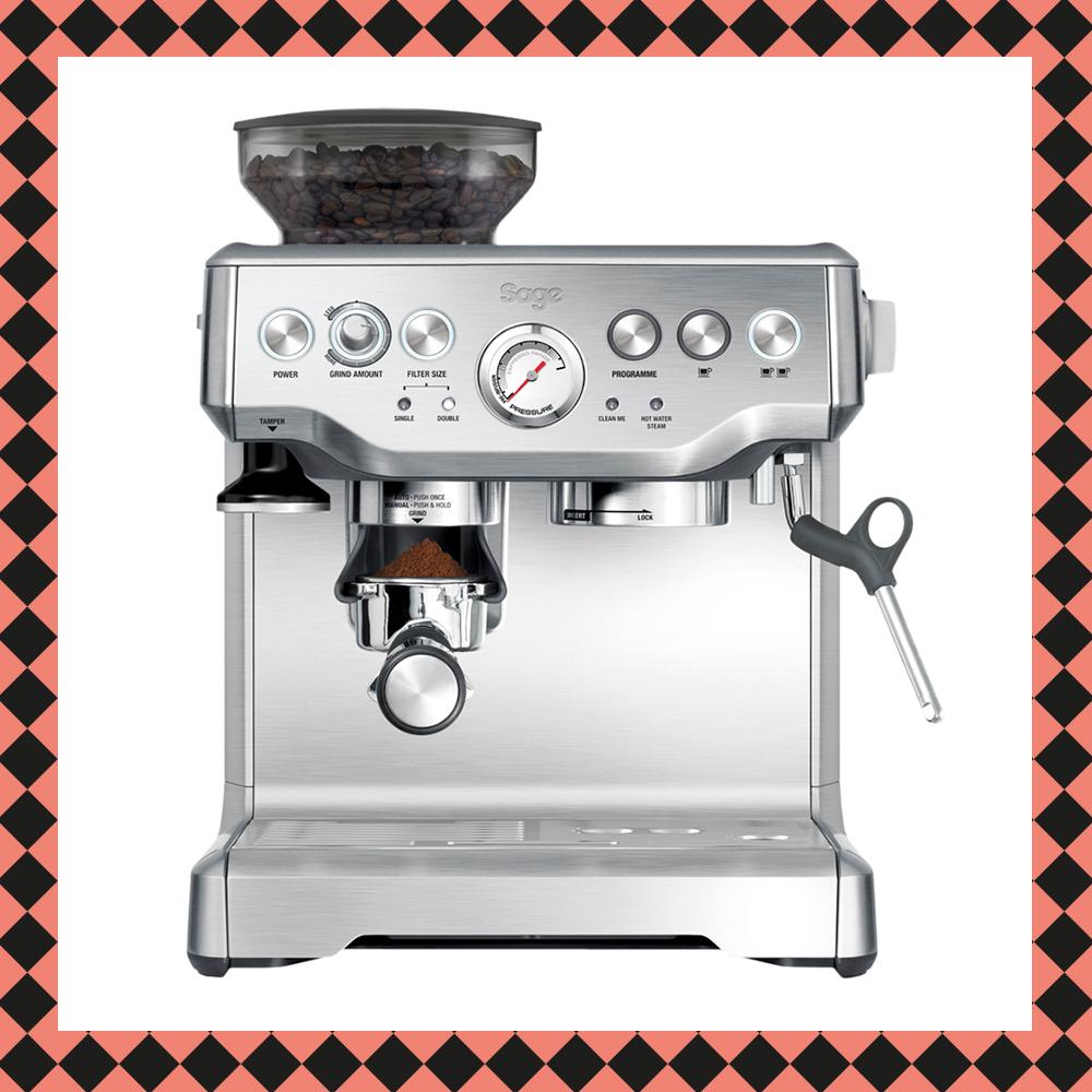 The Barista Express Espressomaskin
