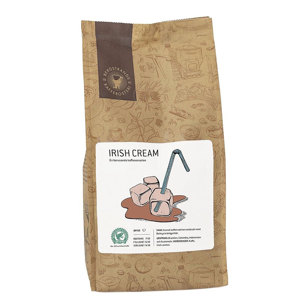 Bryggkaffe Malet Irish Cream 250 g