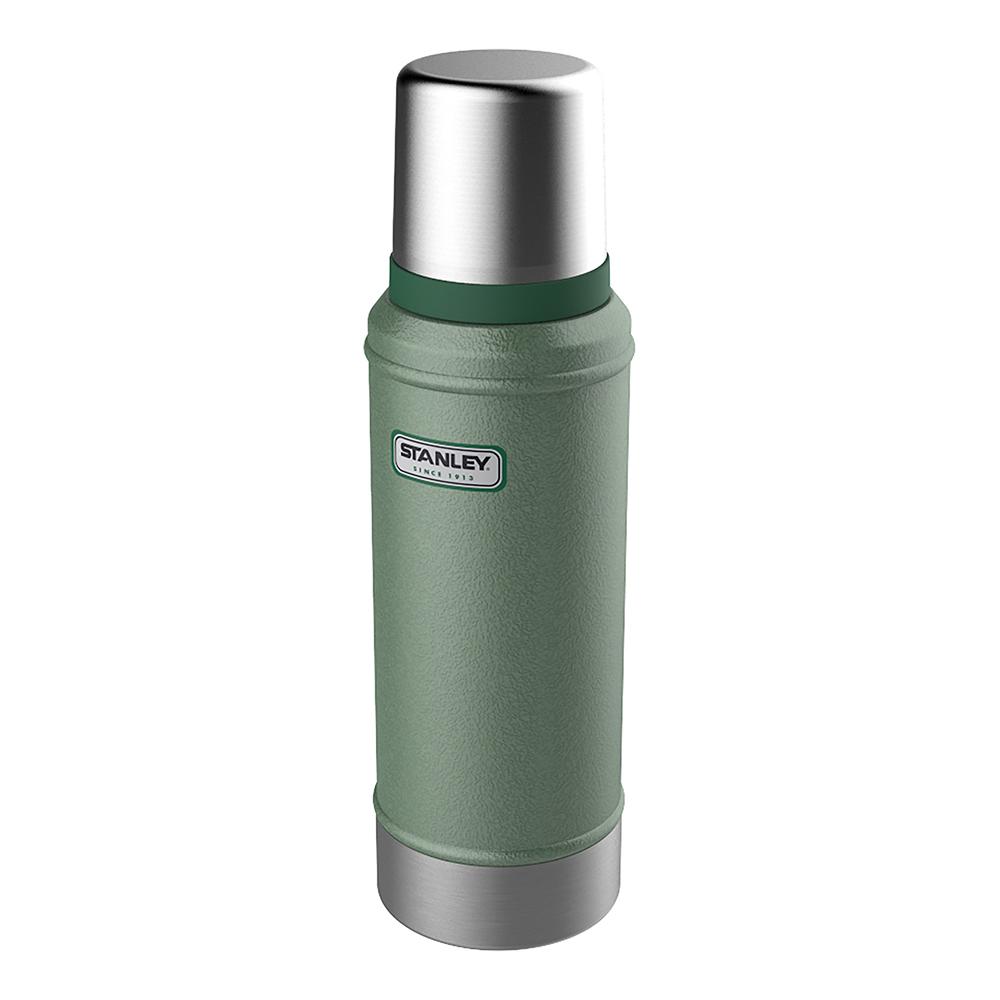 Classic Bottle Termos 07 L Grön