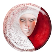 Delight Skål Batzeba 16 cm Röd