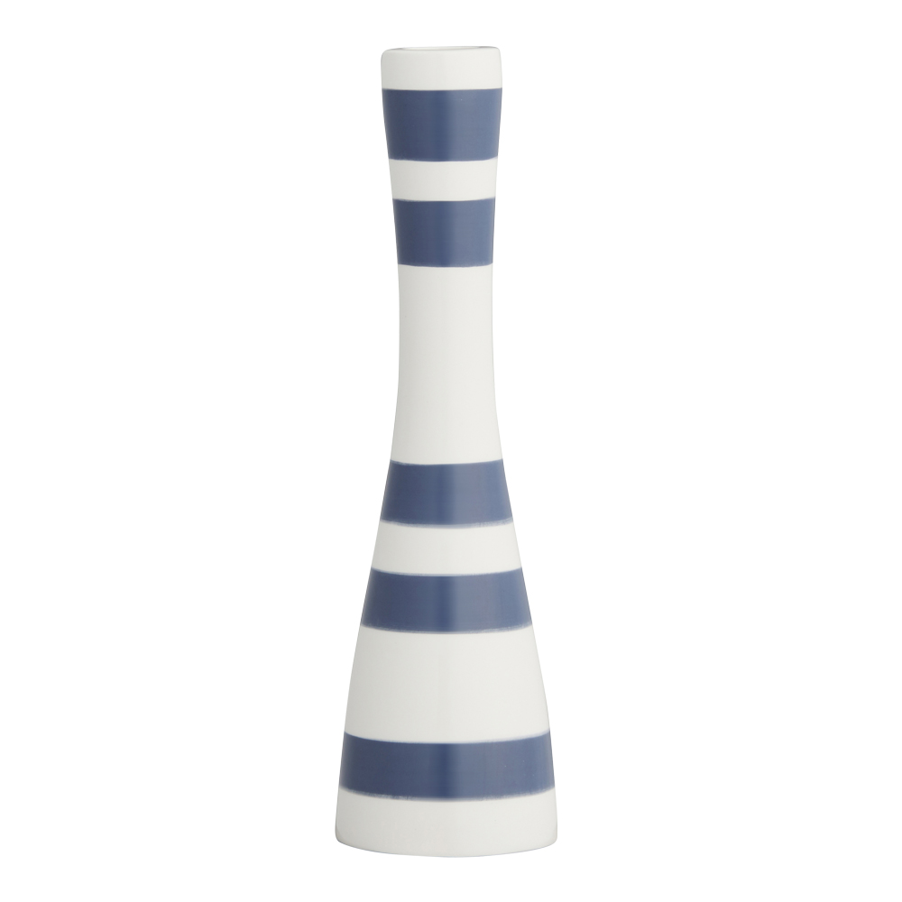 Omaggio Ljusstake 24 cm Stålblå