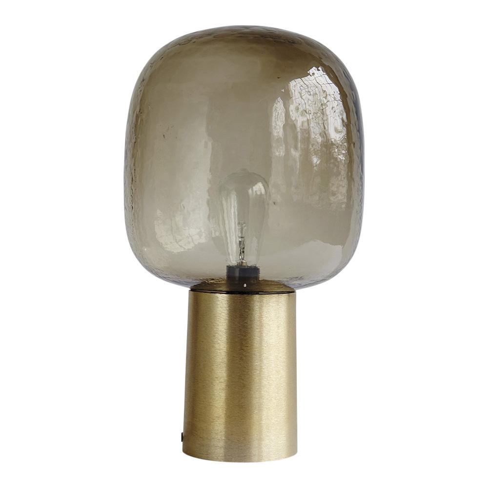 Note Bordslampa 52 cm Grå/mässing