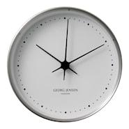 Henning Koppel Klocka 22 cm Stål/vit