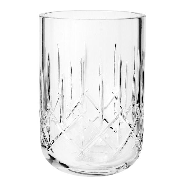 Crystal Vas 17,5 cm Klar