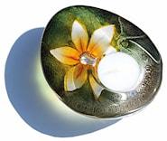Delight Ljuslykta Blomma 12 cm