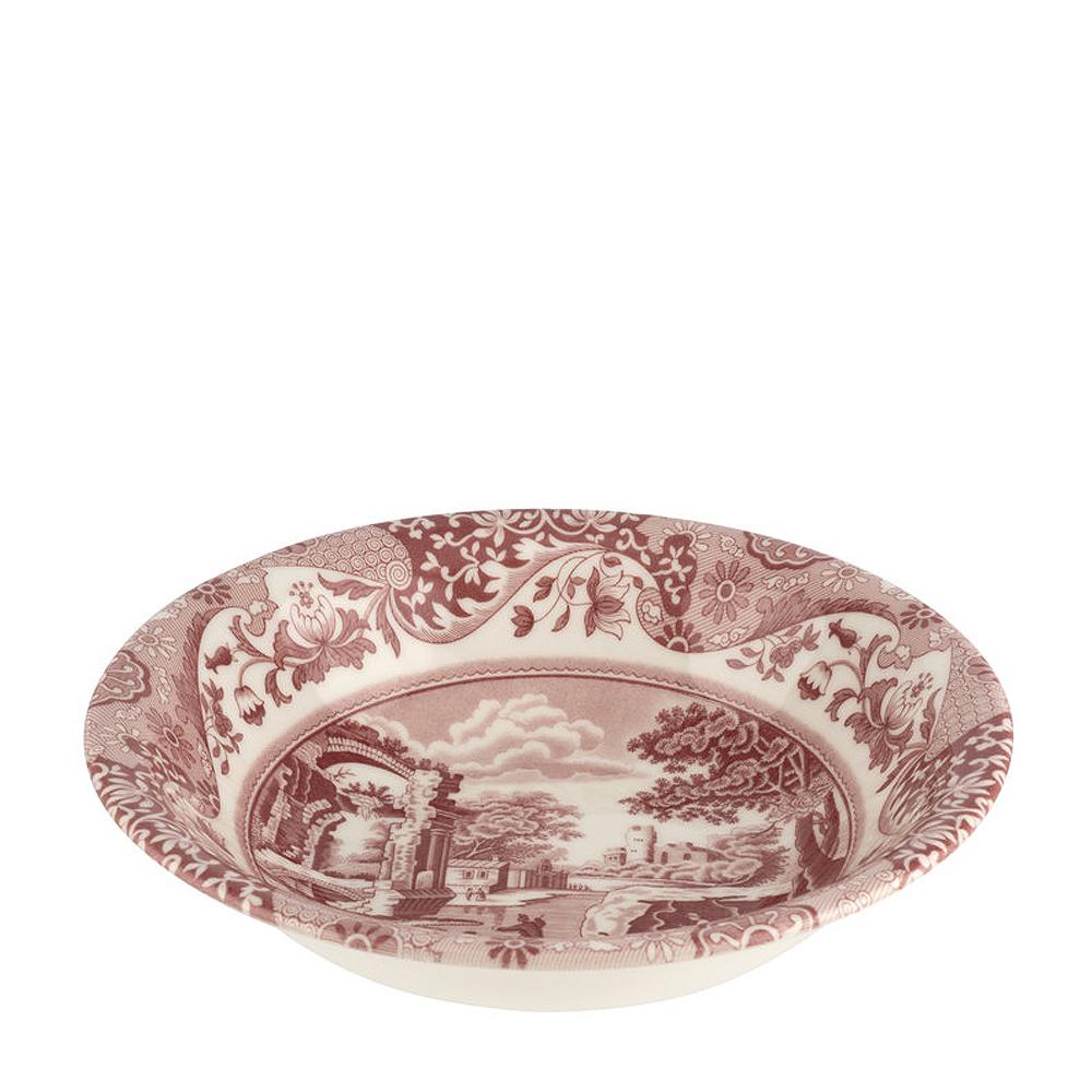 Cranberry Italian Skål 20 cm