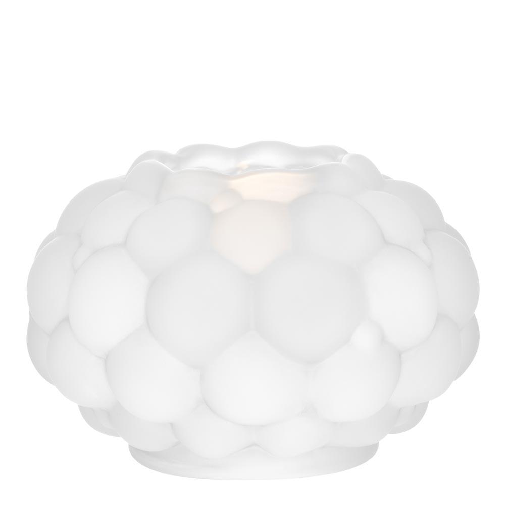 Hallon Ljuslykta 9,2 cm Frost