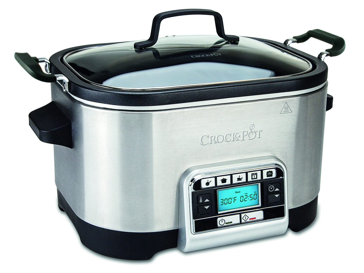 Slowcooker 56 L Rostfri Multifunktionell