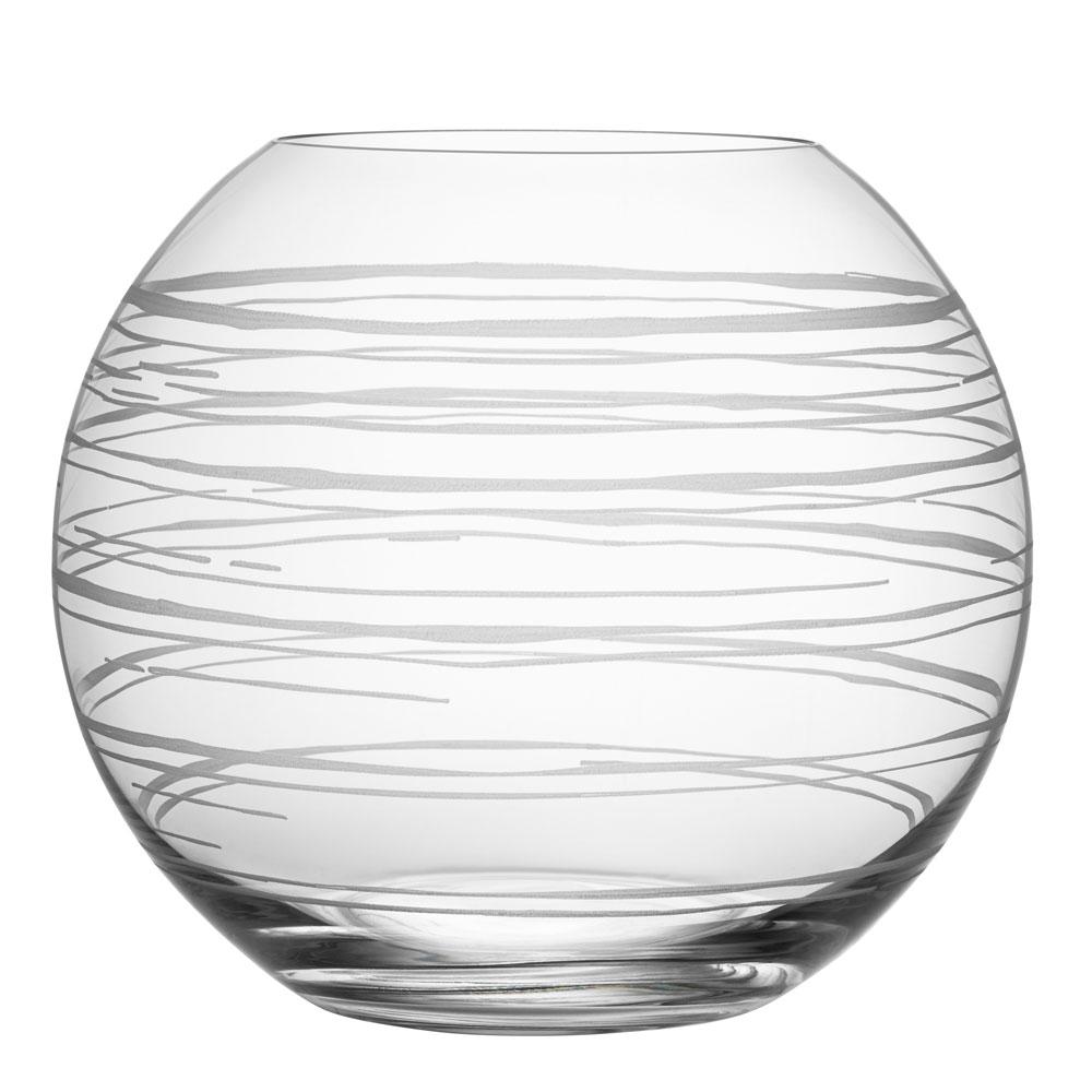 Graphic Vas 20 cm Rund