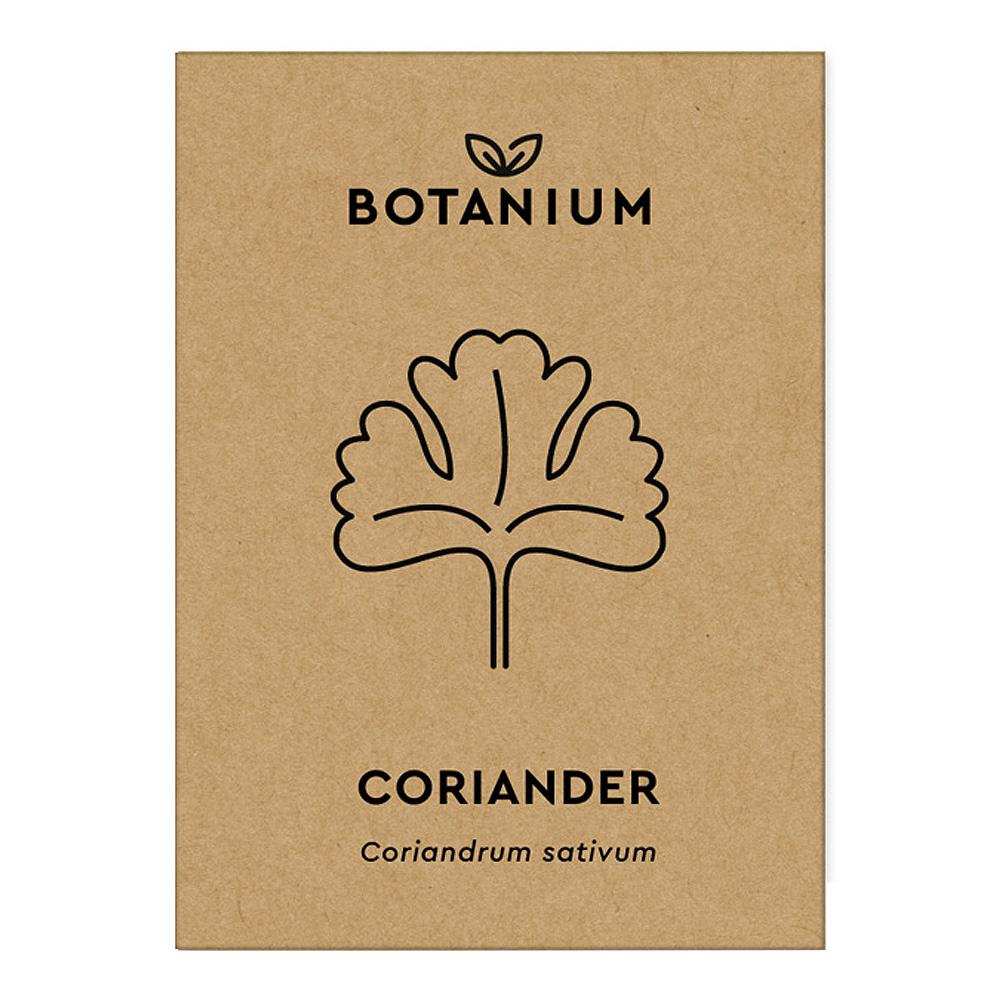 Botanium Fröer till Koriander