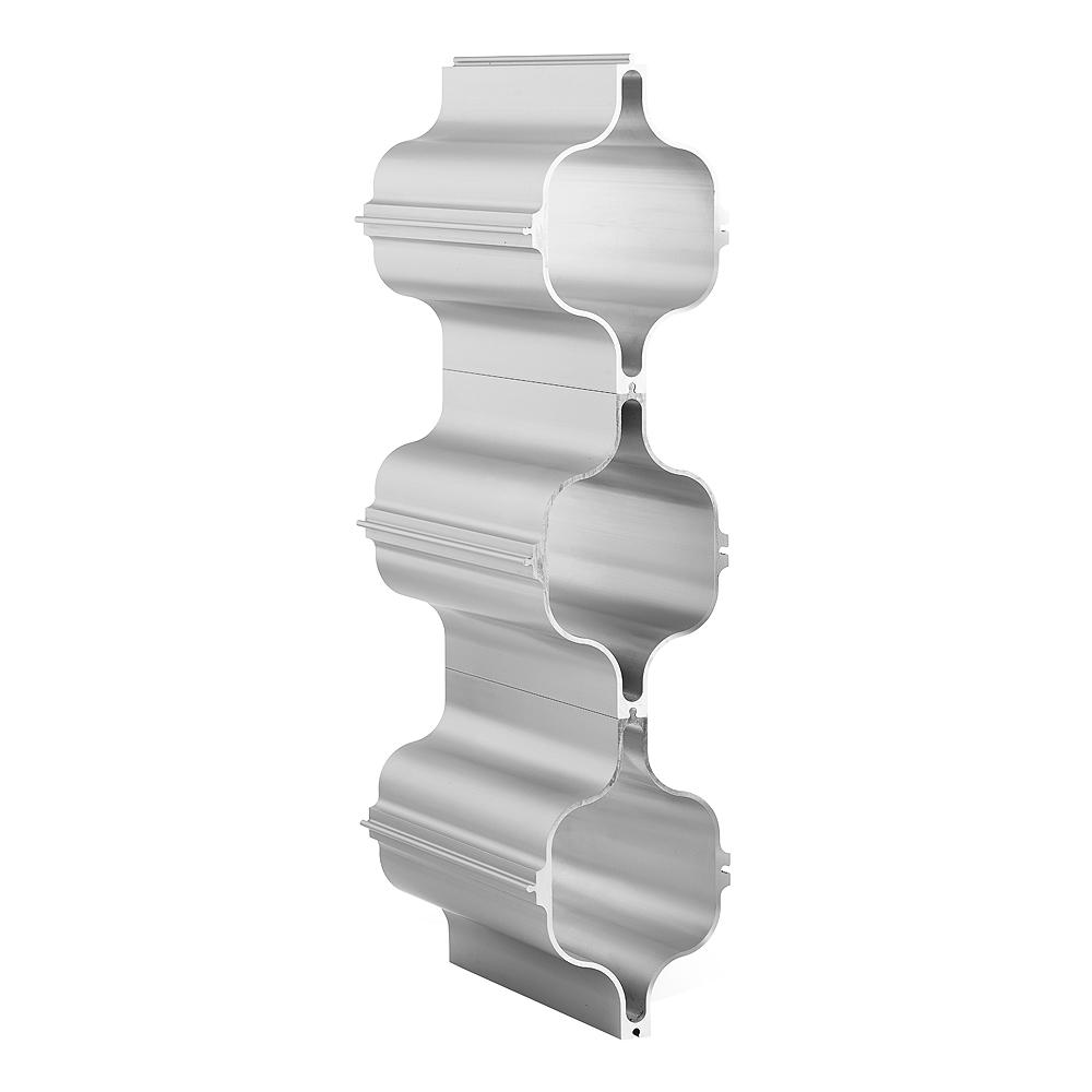 Hex Vinställ 3 delar Aluminium