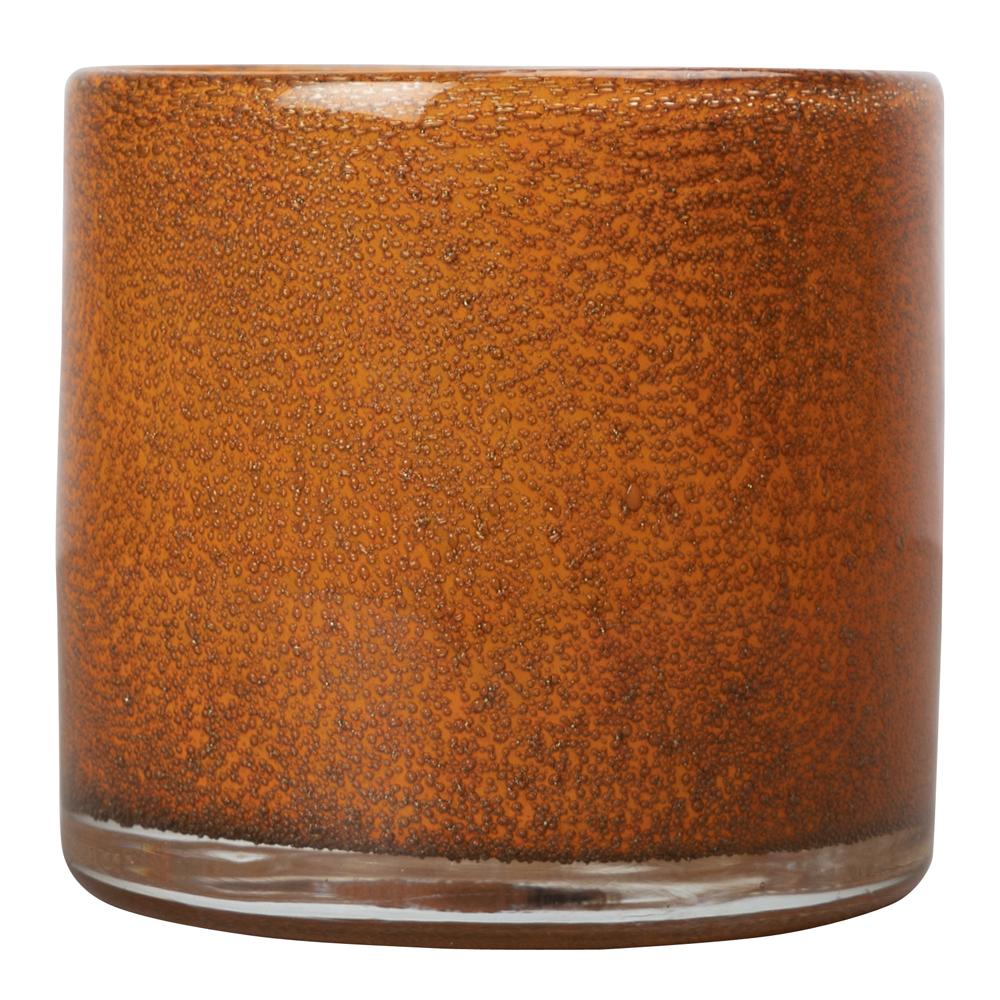 Calore Ljushållare 10x10 cm Orange
