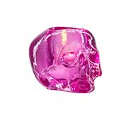 Still Life Lykta Skull 11,5 cm Rosa
