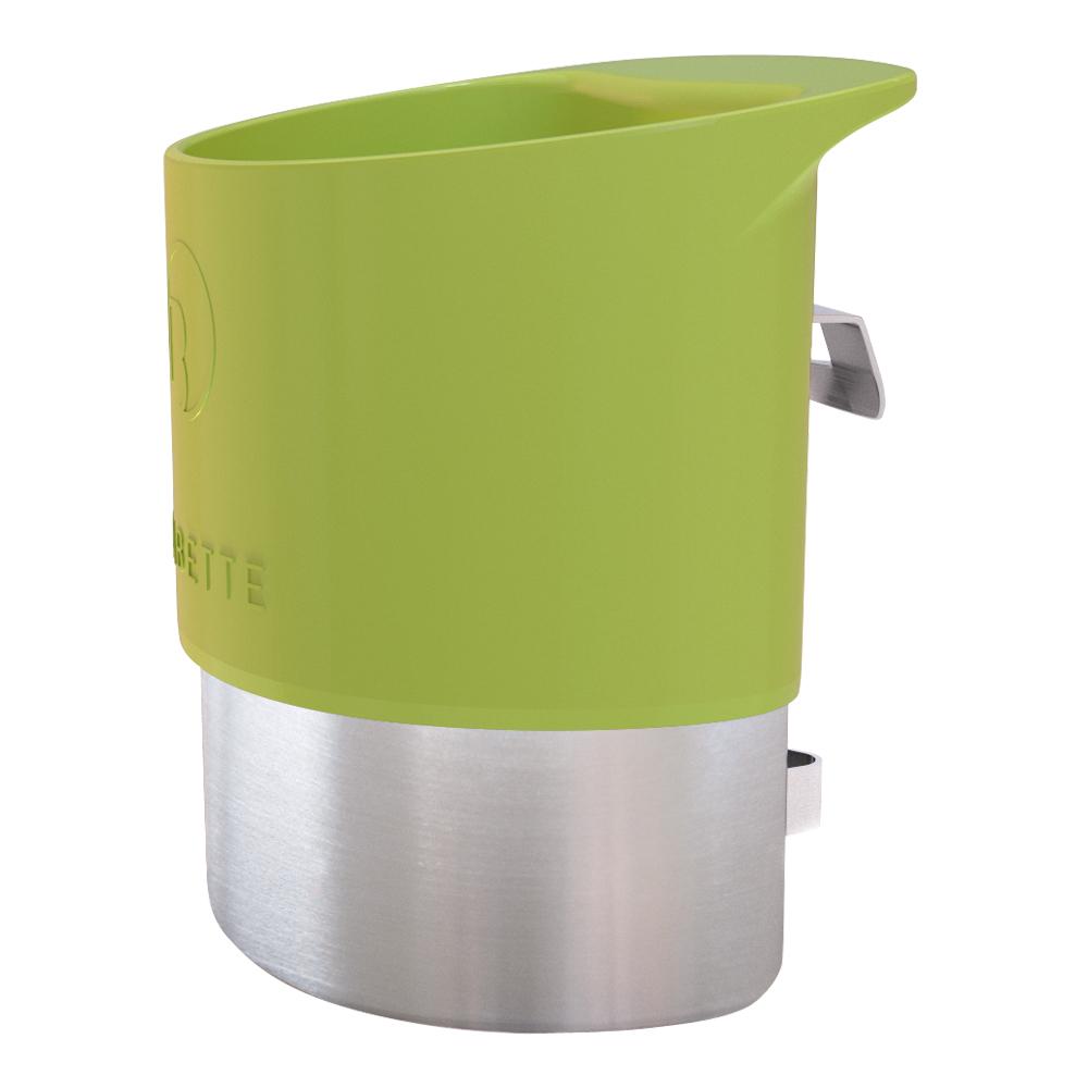 Babette Original Multihållare rostfri Grön
