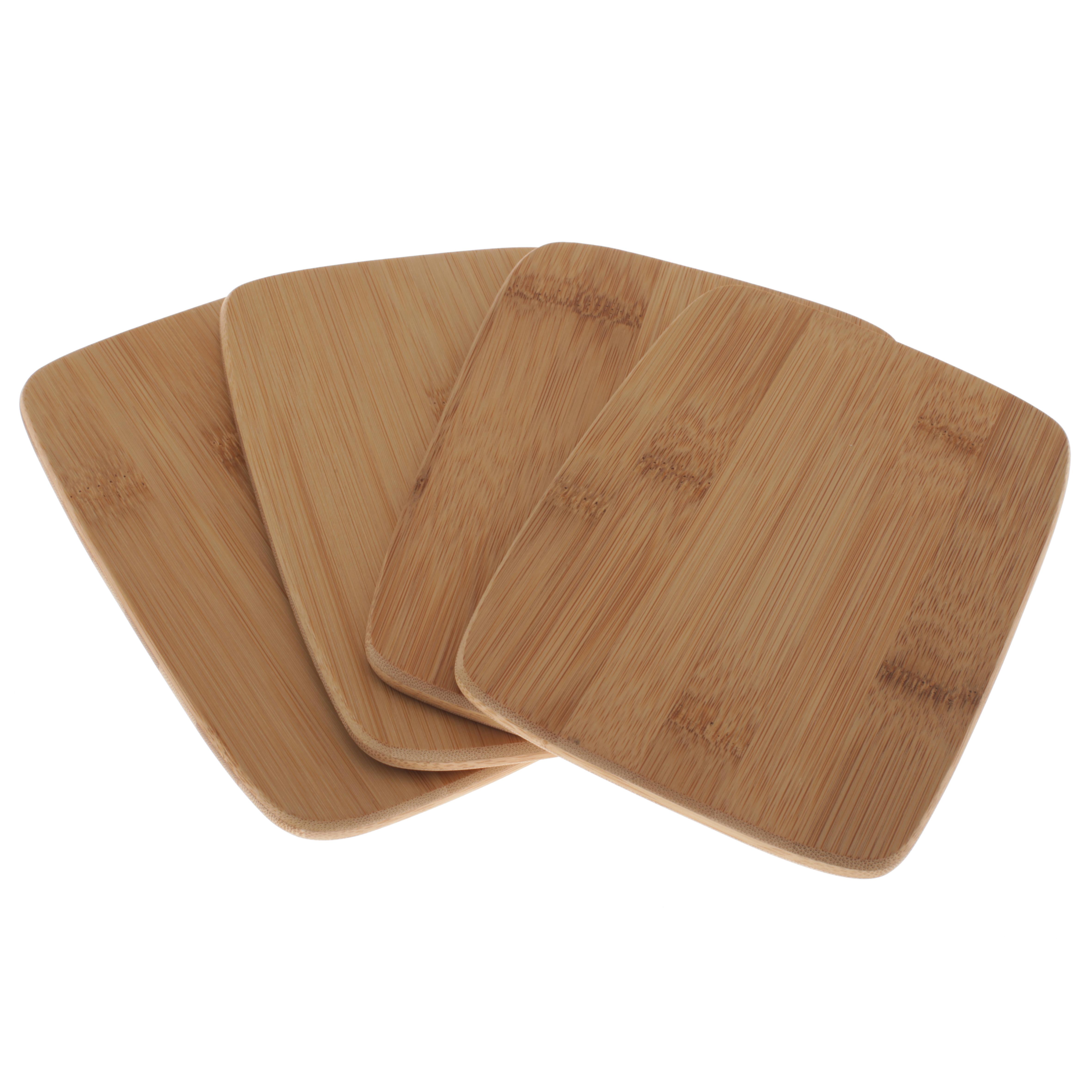 Rumours Smörgåsunderlägg i bambu 4-pack