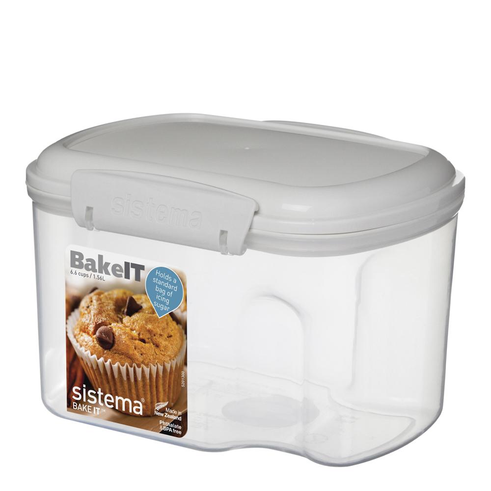 Bake It Förvaringslåda 156 L