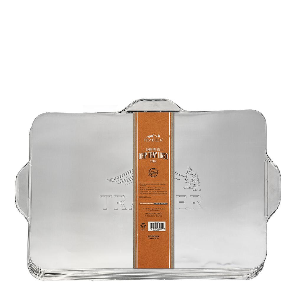 Dropplåt Grill Timberline 850 5-pack