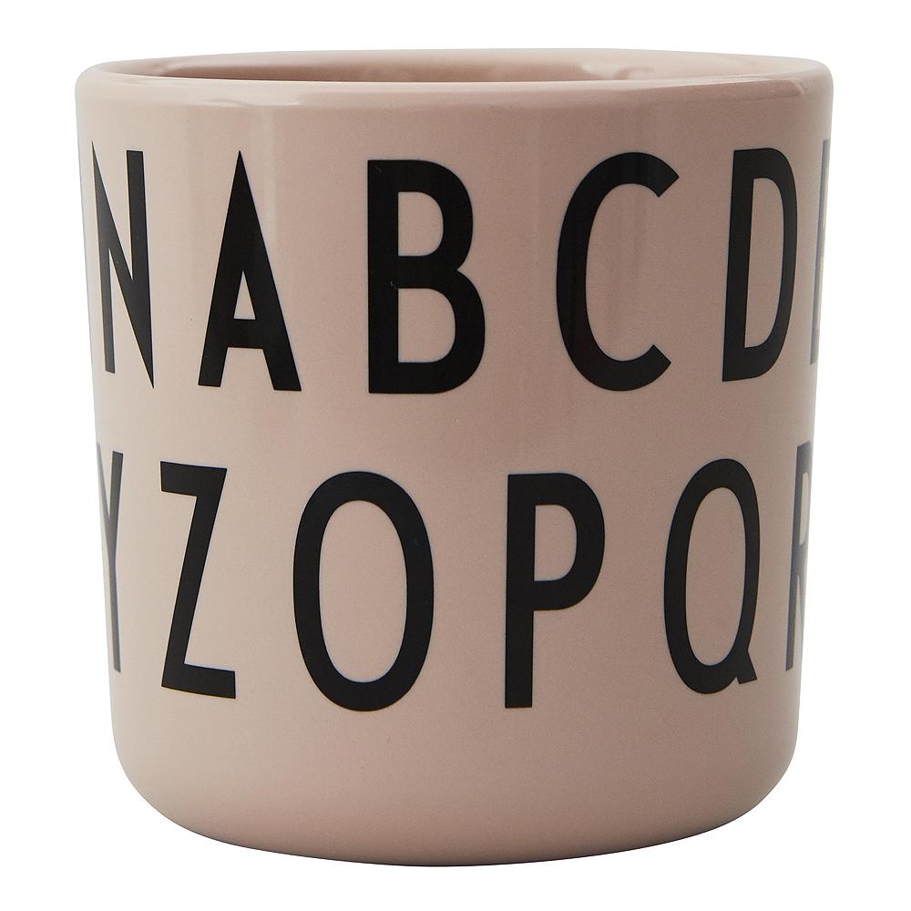 Eat & Learn ABC-Mugg Nude