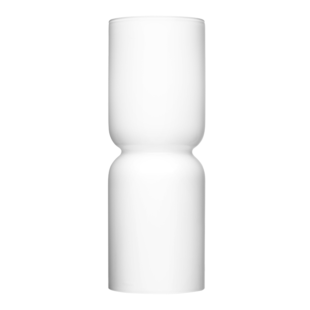 Lantern Lampa 25 cm Vit