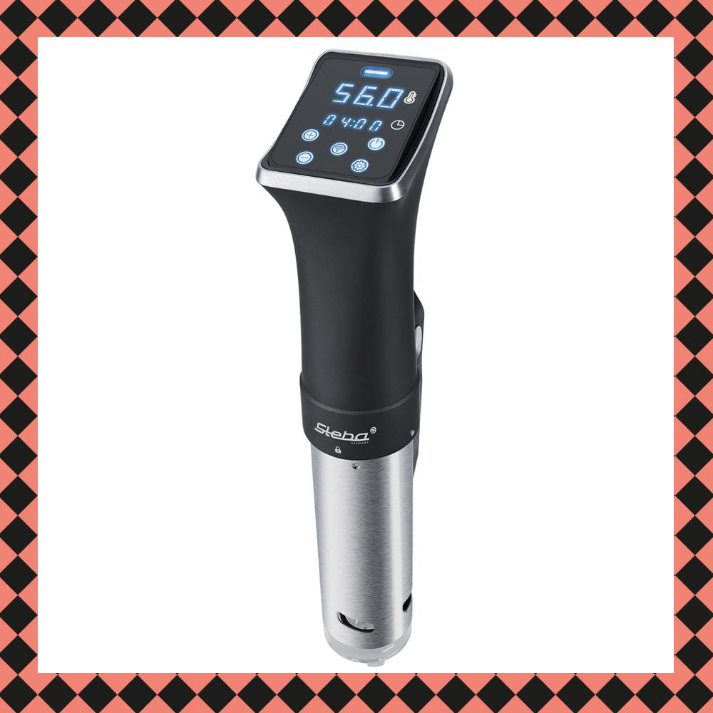 Sous-Vide Cirkulator Wi-Fi 39 cm Rostfri