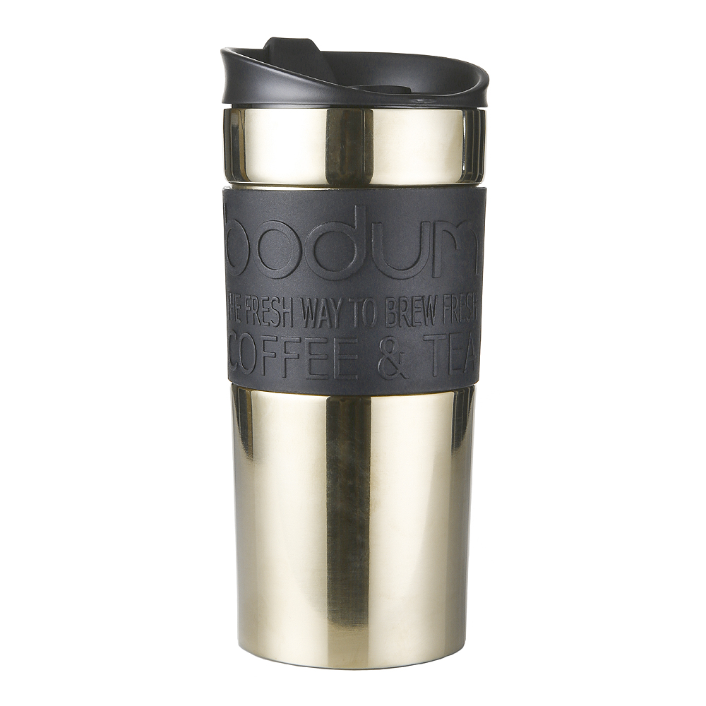 Travel Mug Termosmugg 35 cl Guld