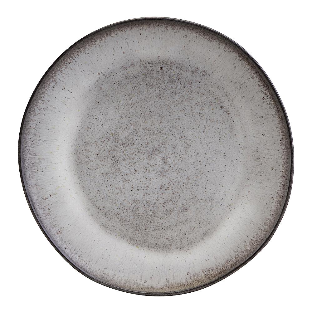 Stone Tallrik flat 28 cm