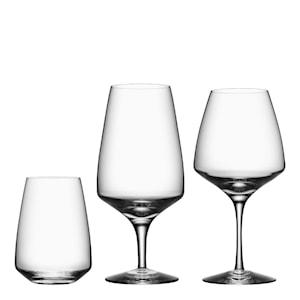 Pulse Set 12 vin/öl/tumbler
