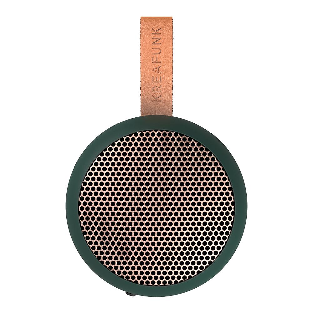 aGo Högtalare Bluetooth Shady Green/Roséguld