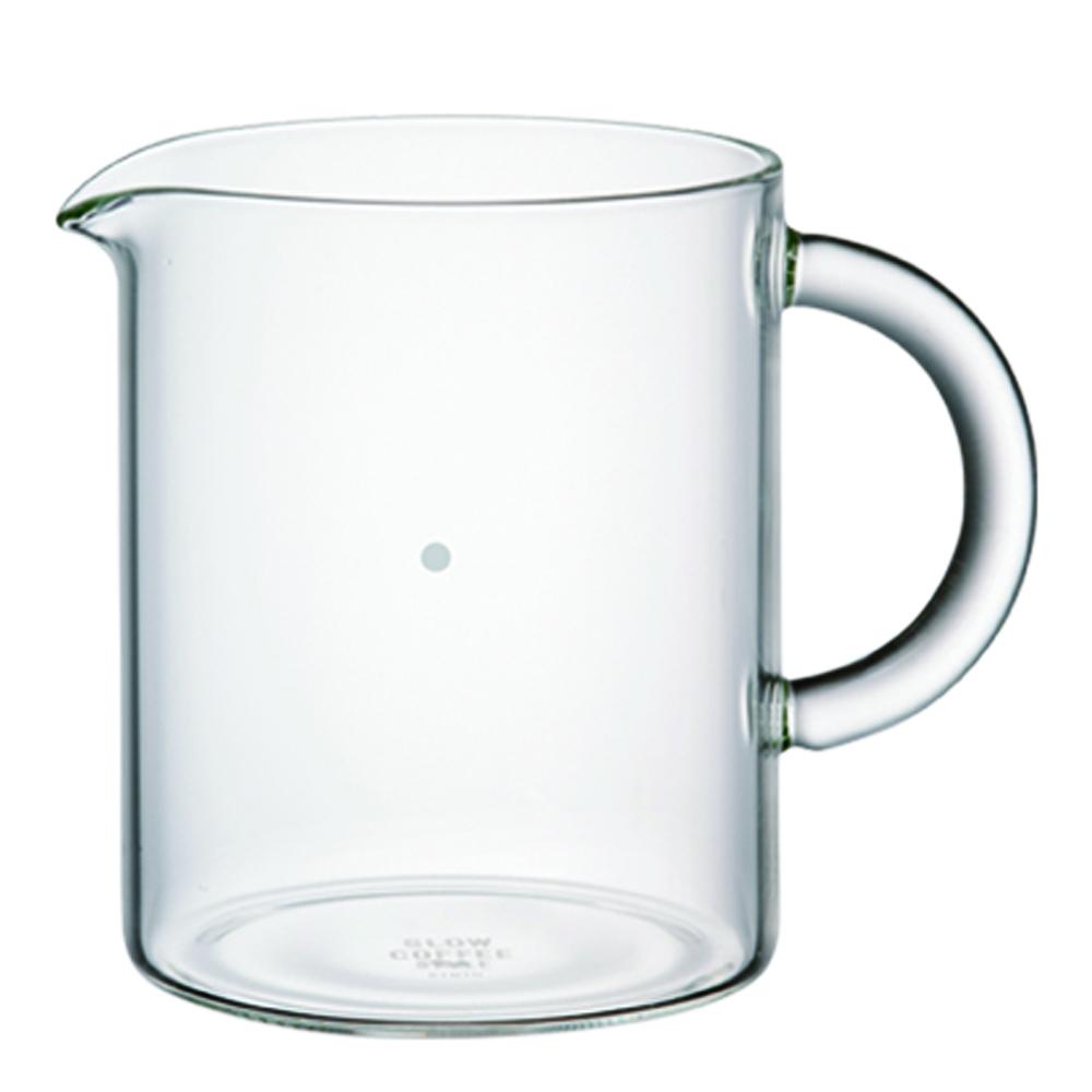 Slow Coffee Glaskanna 300 ml rak