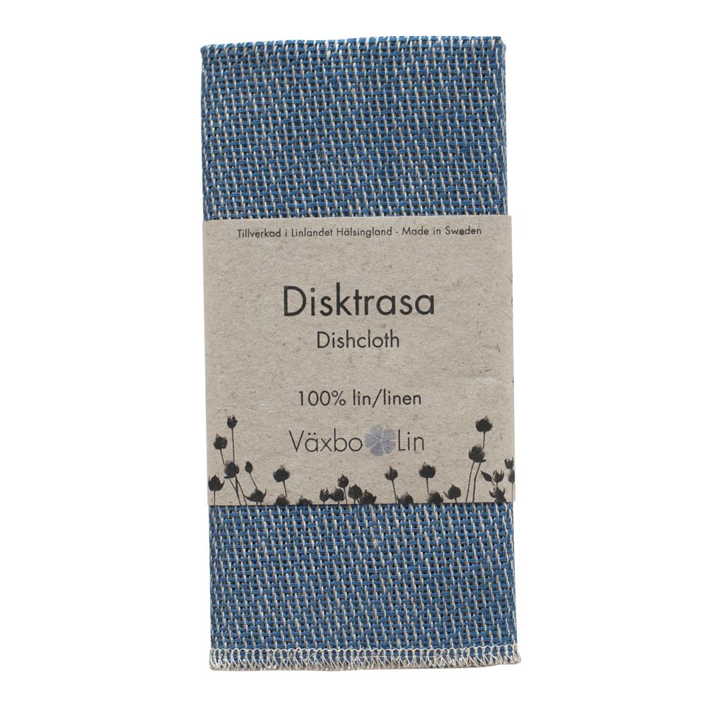 Disktrasa 33x33 cm Blå